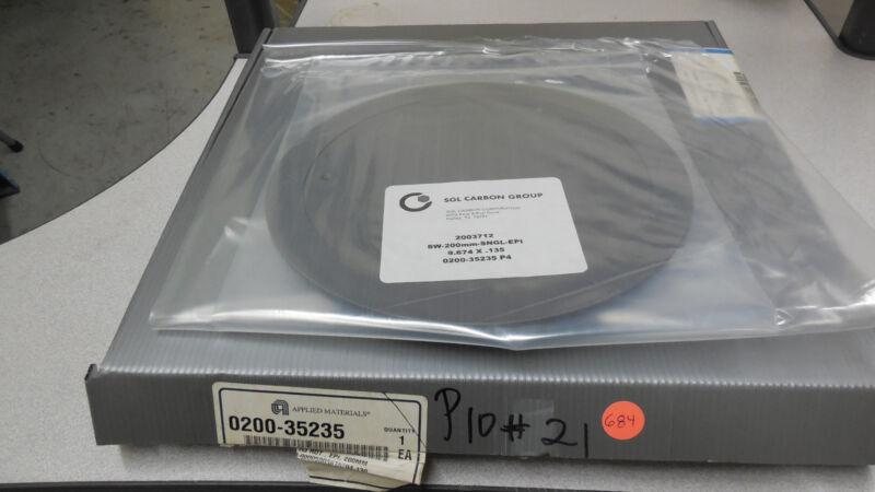 0200-35235, Amat, Susceptor, Sgl, R3 Rot., Epi, 200mm