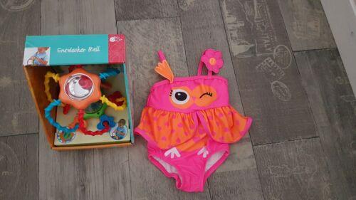 Baby Badeanzug Neu 3-6monate &baby Spielzeug Neu