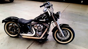 Harley Davidson Softail Sunbury Hume Area Preview
