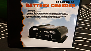 Battery charger Parafield Gardens Salisbury Area Preview