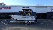 Stacer 489 CrossFire + Yamaha F70LA 70hp 4-Stroke Boondall Brisbane North East Preview