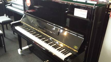 NEW 131cm  Richard Lipp & Sohn LU131S Gold Series Upright Maylands Norwood Area Preview