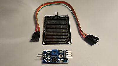 Rain / Snow Sensor Module - Arduino Experimentation Module - UK Free P&P