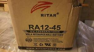 RITAR RA12-45 12V 45Ah Battery Hocking Wanneroo Area Preview