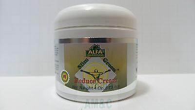 SLIM GREEN REDUCE CREAM REDUCTORA 4 Oz BODY FAT BURNING slimming HOT Weight Loss
