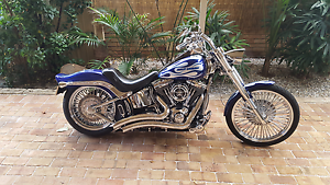 Harley davidson 2008 softail custom, limited edition Woodvale Joondalup Area Preview