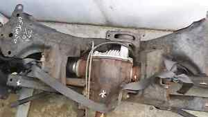 BF XR6T Diff and rear assembly Wangara Wanneroo Area Preview