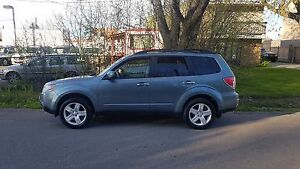 2010 Subaru Forester X Limited AWD,Heated Seats,P.Sunroof,Certif