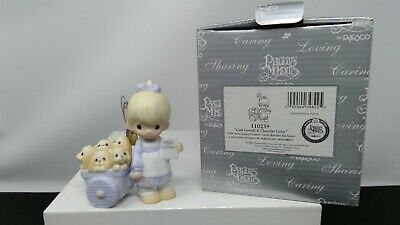 Precious Moments #110239 God Loveth A Cheerful Giver Ornament - HTF W/Box!