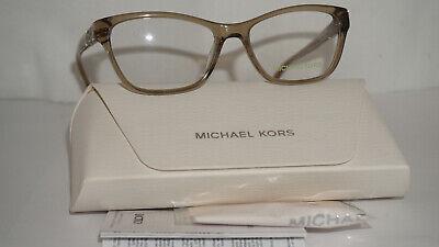 Michael Kors New RX Eyeglasses Taupe MK239 51 16 (Michael Kors Rx Glasses)