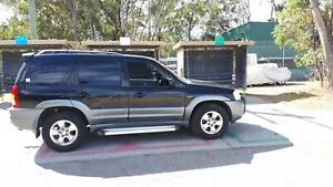 2001 MAZDA TRIBUTE AWD WAGON Southport Gold Coast City Preview
