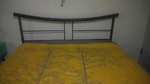 Queen sized bed frame. New Farm Brisbane North East Preview
