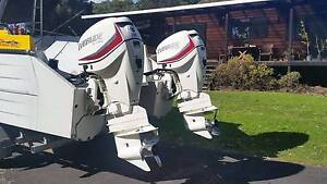 EVINRUDE ETEC 115hp X 2 McKail Albany Area Preview