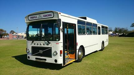 Immaculate Volvo B10M Auto PS Refurbished Bus Cruise over 100km/h Morley Bayswater Area Preview