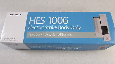 Hes 1006 1006-1224d-630 Electric Strike Wo Faceplate Option Free Fast Ship