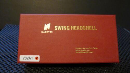 NASOTEC SWING HEADSHELL RED