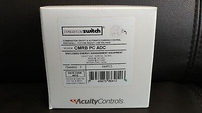 New Acuity Sensor Switch Cmrb Pc Adc Combo Onoff Auto Dim Control Photocell Pir