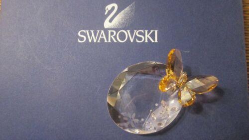 SWAROVSKI BUTTERFLY ORNAMENT, MINT CONDITION