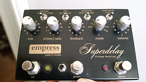 Empress Superdelay Vintage Modified Quakers Hill Blacktown Area Preview