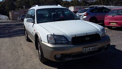 2000 Subaru Outback Wagon