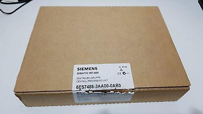 SIEMENS SIMATIC M7-400 6ES7 486-3AA00-0AB0 CPU 6ES7486-3AA00-0AB0