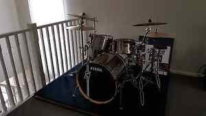 Tama Superstar Hyper-drive drumkit Rouse Hill The Hills District Preview