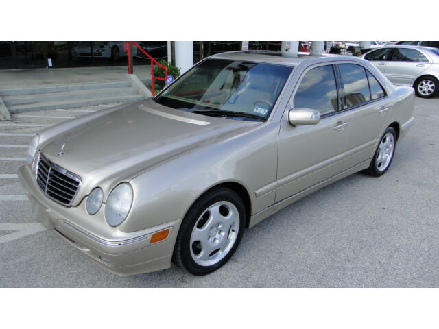 Mercedes-Benz : E-Class FreeShipping 2001 Mercedes Benz E430 Leather Automatic Financing Clean Inside Out