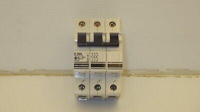 Altech Abl Sursum 3du30 D 30a 3 Pole Circuit Breaker Serie V-ea 480y277vac