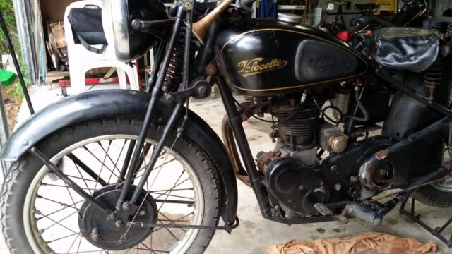 Velocette Mac Girder Forks Swap Or Purchase Motorcycle