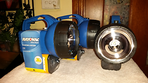 Lanterns-Rayovac. With battery. $15.00 Wallsend Newcastle Area Preview