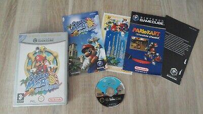 Jeu Nintendo GameCube - Super Mario Sunshine