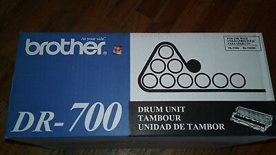 New Genuine Brother DR-700 DR700 Drum Unit