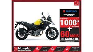 2017 Suzuki V-Strom 650 ABS 33,48$/SEMAINE