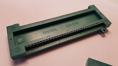 64-pin 3m Textool Zip Socket Receptacle 264-5119 L.p.  64p 64pin Zif