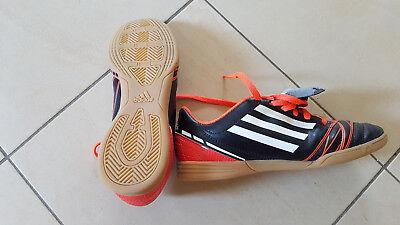 fussballschuhe adidas gr.36  kinder,hallenschuhe,hartplatz ,top.