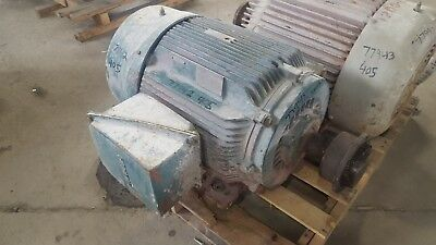 100 Hp Siemens Electric Motor 1800 Rpm 404t 405t Frame Tefc 575 V 1.15 S.f.