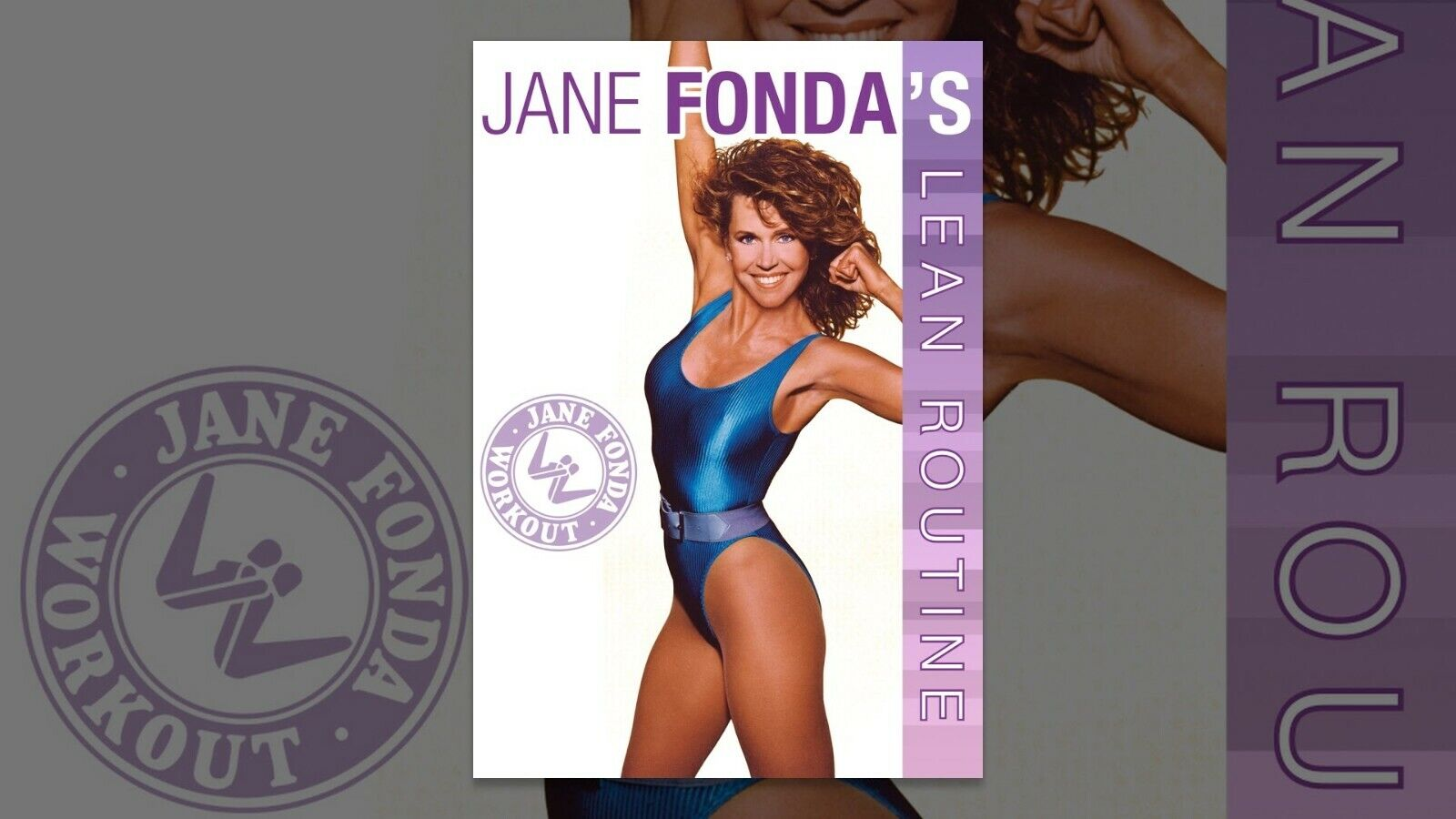 Jane Fonda s Lean Routine - $7.50