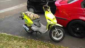 50 cc scooter Norwood Norwood Area Preview