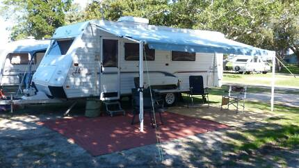 Caravan for Hire - 2002 Jayco Heritage 65-24-4 (Burpengary) Burpengary Caboolture Area Preview