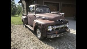 1951 Mercury Ford M1 f1 Pickup