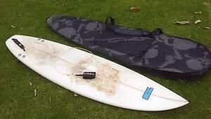 6'7 7S surfboard+ bag Somerville Mornington Peninsula Preview