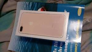 IPHONE 7PLUS GOLD 128GB BRAND NEW UNOPENED BOX UNLOCKED Blayney Blayney Area Preview