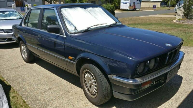 1986 Bmw E30 318i Manual Sedan Cars Vans Utes Gumtree