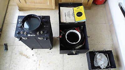 Bendix,Scintilla,Ignition Analyzer,R 2800,Wright 3350, 18 cylinder radial engine
