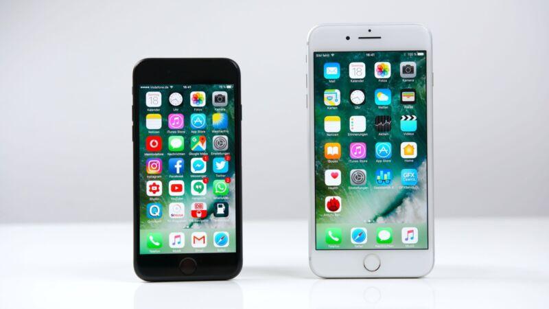 Die neue Generation: das iPhone 7 und das iPhone 7 Plus im Test
