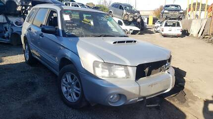 Subaru Forester 2004 - TURBO! - Now Wrecking - PARTS ONLY