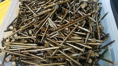 30lb Sinker Nails Vinyl Coated 3 14 16d 1728 Count