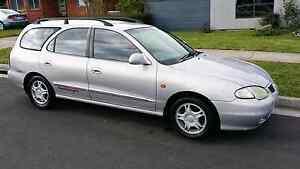 Hyundai Lantra Sportswagon GLS Kingston Kingborough Area Preview