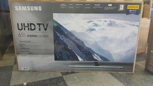 "Samsung 65"" LED NU8000 Series 2160p Smart 4K UHD TV with HDR UN65NU8000FXZA"