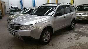 2009 Subaru Forester X (AWD) 2.5L 4 Cylinder - Dual Range MANUAL Waratah Newcastle Area Preview